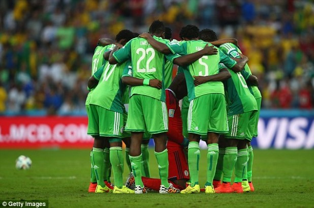 Nigeria-Super eagles
