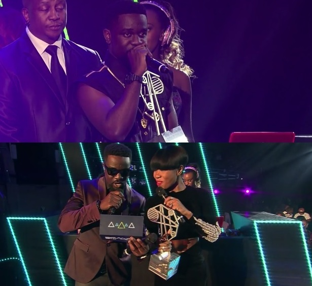 Sarkodie at MAMA 2014