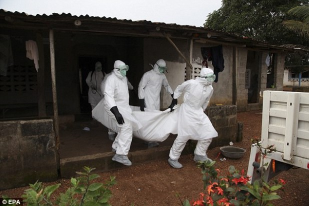 Ghana Records First Case of Ebola!