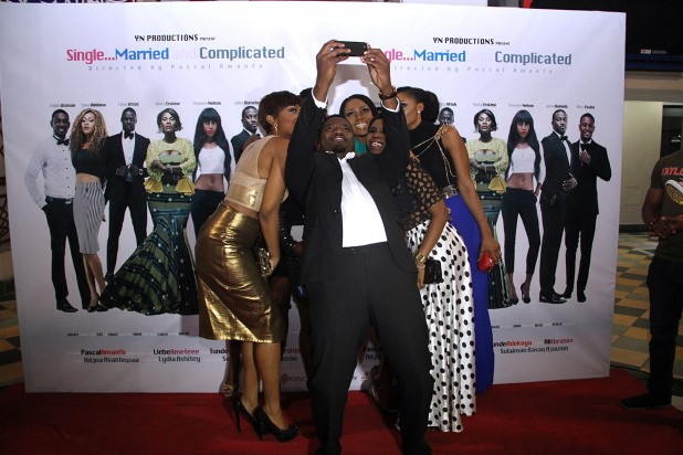 Single Married and Complicated Premiere in Lagos (5)