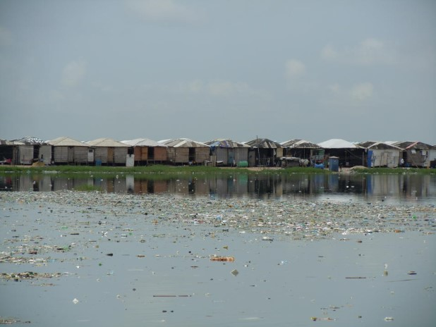 Lagos-Nigeria, Image Used by Yahoo Travel Writer to make his point