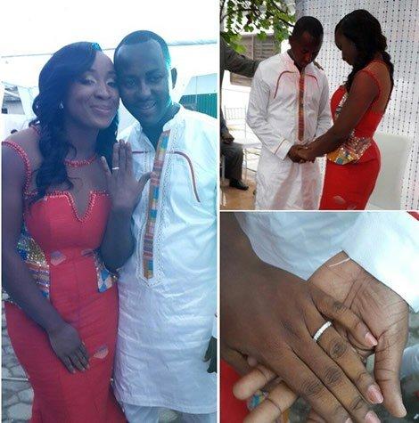 Naa Ashorkor marriage1