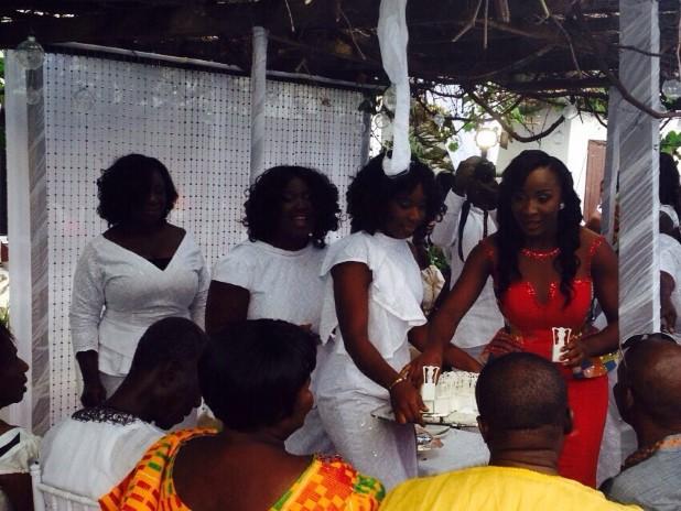 Naa Ashorkor wedding3