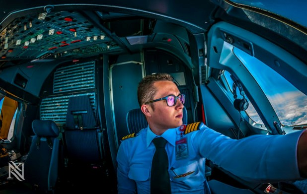 Pilot Taking Selfies Mid Flight Led To The Crashing Of His