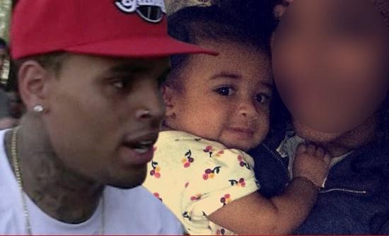 Chris Brown father