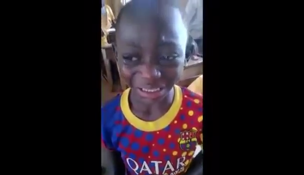 VIDEO: Child Abuse Or Appropriate Punishment? | See How A ...