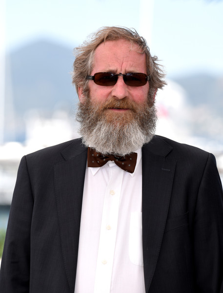ctor Sigurdur Sigurjonsson attends a photocall for Hrutar - Beliers - Rams during the 68th annual Cannes Film Festival on May 15, 2015 in Cannes, France