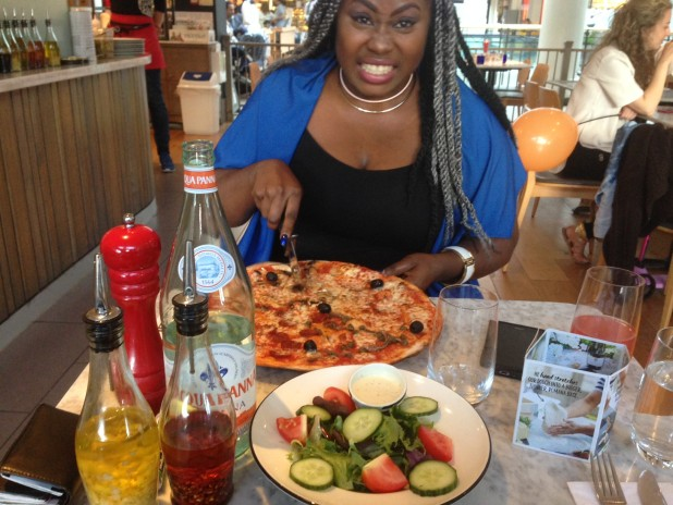 Dinner With Lydia Forson