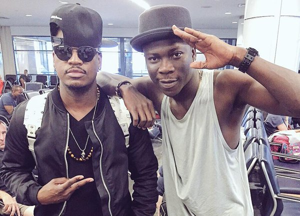 Stonebwoy and Ne-Yo