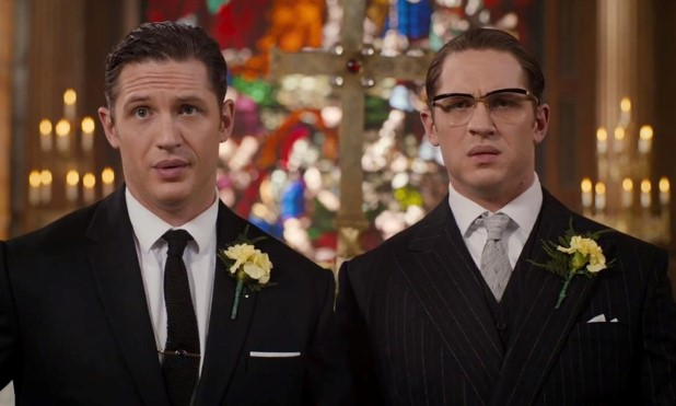 The Kray brothers in Legend