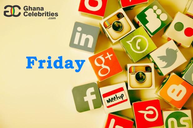 Social Media Friday