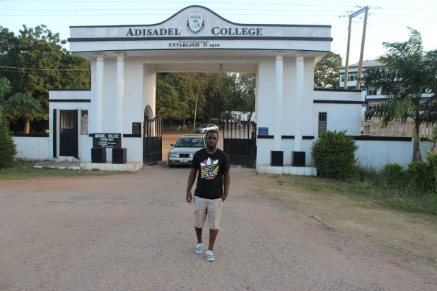 Adisadel College, Chris-Vincent Agyapong Febiri