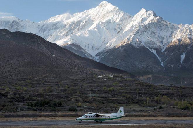 Tara Airline plane