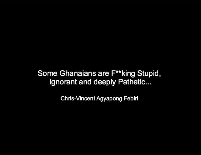 Chris-Vincent Agyapong Febiri