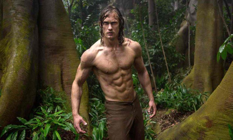 Alexander Skarsgård in Tarzan