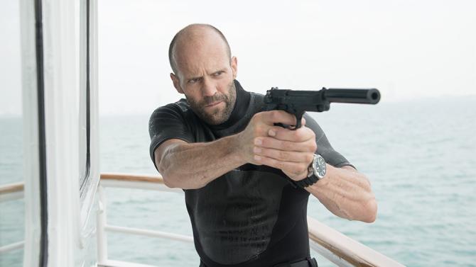 Jason Statham in Mechanic: Resurrection