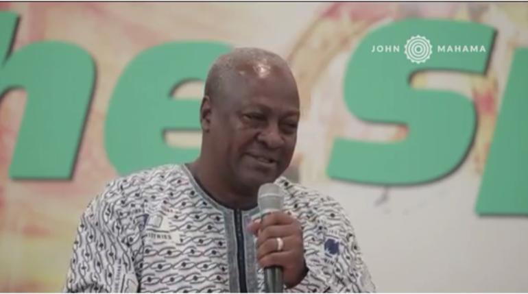 John Mahama Promoted Gayism In Ghana- NPP Communicator Andy Owusu Alleges