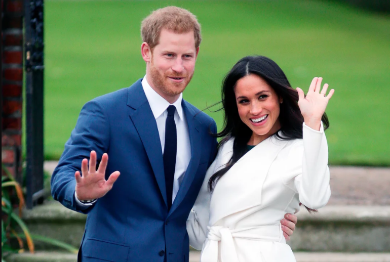 That Was Quick — Prince Harry And Meghan Markle Expecting First Child Together